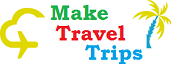Make travel trips Logo