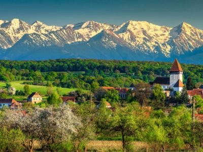 Top 5 places to visit Romania