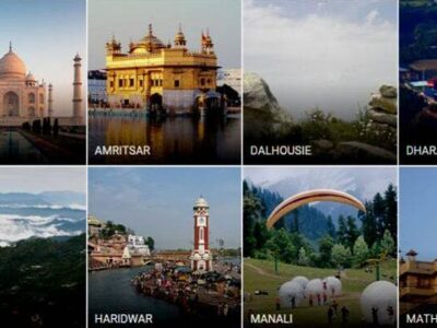 TOP 10 PLACES TO VISIT IN NORTH INDIA