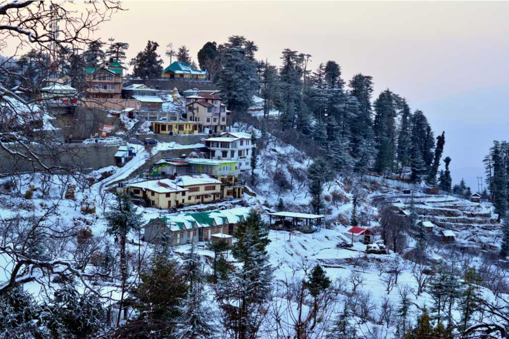 top 20 hill stations in india